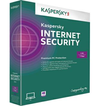 Kaspersky Internet Security - KIS