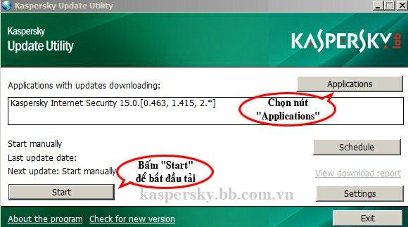 kaspersky antivirus update offline
