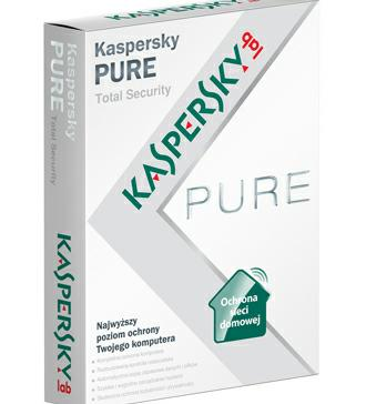 Download Kaspersky Pure Total Security