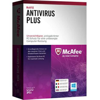 Intel McAfee Antivirus Plus