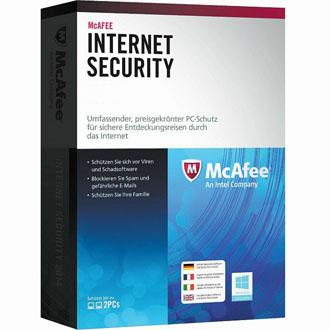 Download Intel McAfee Internet Security